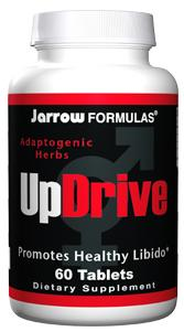 DROPPED: Jarrow Formulas - UpDrive Adaptogenic Herbs - 60 Tablets