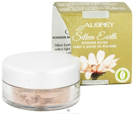 Zoom View - Silken Earth Powder Blush