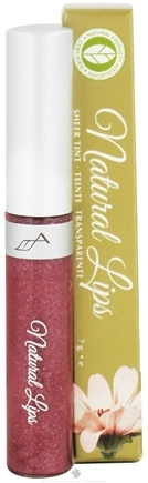 Zoom View - Natural Lips Sheer Tint