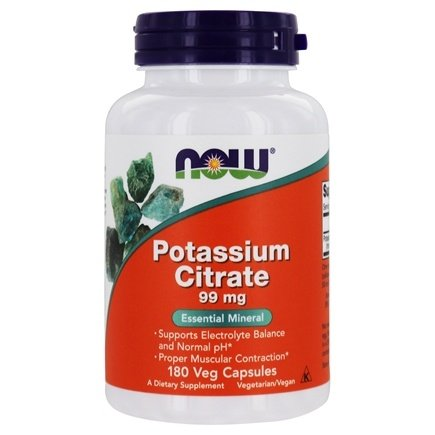 Zoom View - Potassium Citrate Essential Mineral