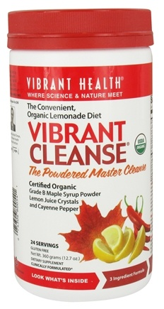 Vibrant Health - Vibrant Cleanse Lemonade Diet - 12.7 oz.