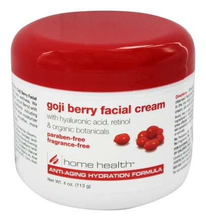 Zoom View - Goji Berry Facial Cream