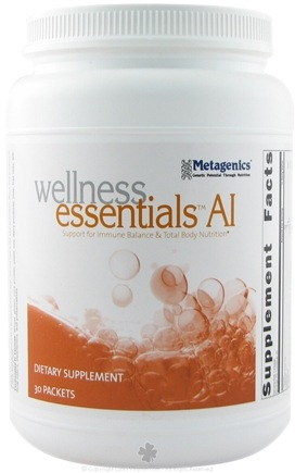 DROPPED: Metagenics - Wellness Essentials AI - 30 Packet(s)