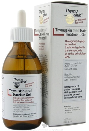 DROPPED: Thymuskin - Med Hair-Treatment Gel - 200 ml.