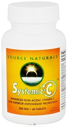 Zoom View - Systemic-C Enhanced Non-Acidic Vitamin C