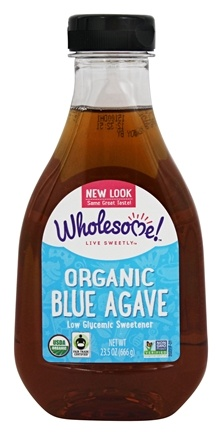 DROPPED: Wholesome! - Organic Blue Agave - 23.5 oz.