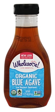 DROPPED: Wholesome! - Organic Blue Agave - 11.75 oz.