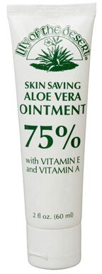 DROPPED: Lily Of The Desert - Aloe Vera Ointment - 2 oz.