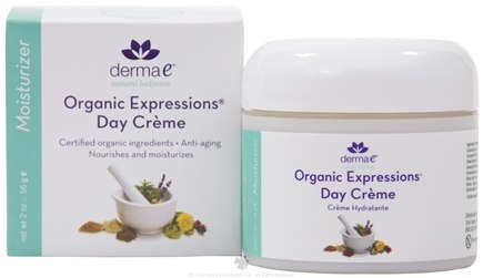 DROPPED: Derma-E - Organic Expressions Hydrating Day Creme - 2 oz.