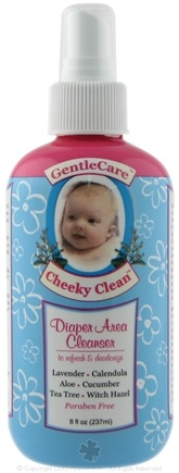 DROPPED: BNG Enterprises - Cheeky Clean Diaper Area Cleanser - 8 oz.