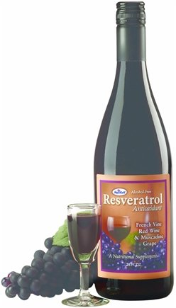 DROPPED: NeoCell - Resveratrol Antioxidant Alcohol-Free - 25 oz. CLEARANCE PRICED