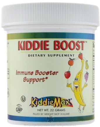 DROPPED: Maxi-Health Research Kosher Vitamins - Kiddie Boost Powder - 22 Grams