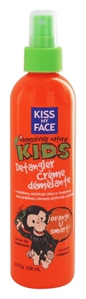 Zoom View - Kids Detangler Creme Orange U Smart