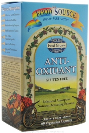 Zoom View - Food Source Antioxidant CLEARANCE PRICED