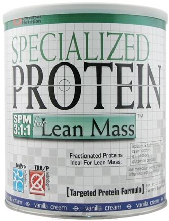 DROPPED: Universal Nutrition - Specialized Protein For Lean Mass Vanilla - 2 lbs.