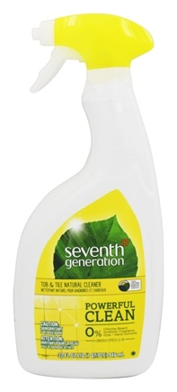 Seventh Generation - Natural Tub & Tile Cleaner Spray Emerald Cypress & Fir - 32 oz.