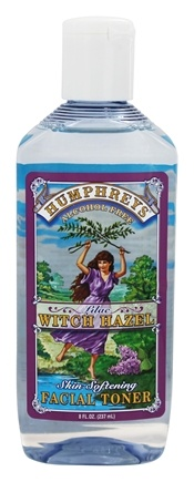 Humphreys - Witch Hazel Skin Softening Toner Lilac - 8 oz.