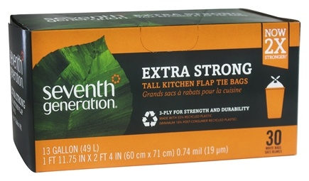 Zoom View - Tall Kitchen Trash Bags 13 Gallon