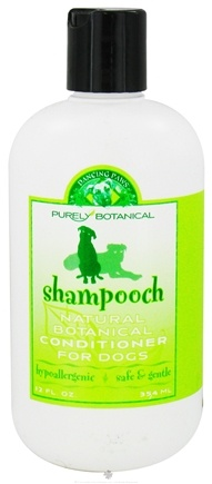 DROPPED: Dancing Paws - Purely Botanical Shampooch Natural Conditioner for Dogs - 12 oz. CLEARANCE PRICED