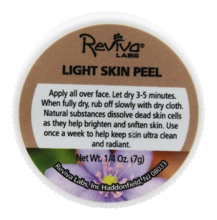 Reviva Labs - Exfoliating Light Skin Peel - 0.25 oz.