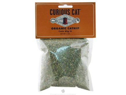 DROPPED: Castor & Pollux - Curious Cat Organic Catnip - 1 oz.