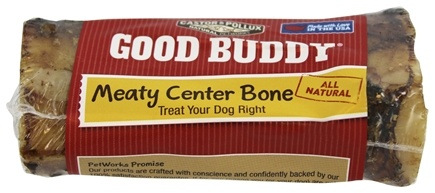 DROPPED: Castor & Pollux - Good Buddy All Natural Meaty Center Bone - 2 oz. - formerly Wet Nose