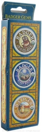 DROPPED: Badger - Badger Gems Gift Set - CLEARANCE PRICED