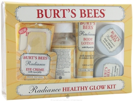 DROPPED: Burt's Bees - Radiance Healthy Glow Kit