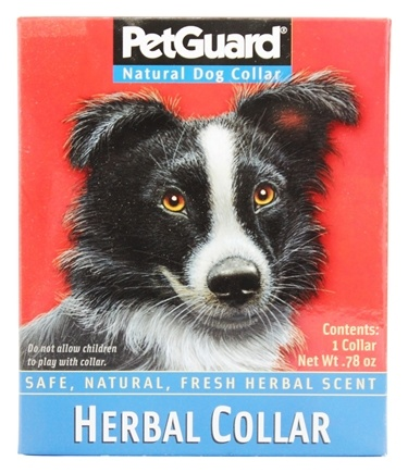 Herbal Dog Collar Mercola