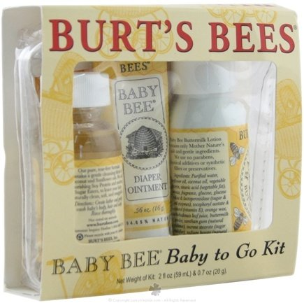 Zoom View - Baby Bee Baby to Go Kit
