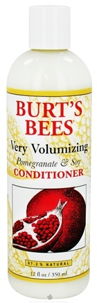 DROPPED: Burt's Bees - Conditioner Very Volumizing Pomegranate & Soy - 12 oz. CLEARANCE PRICED