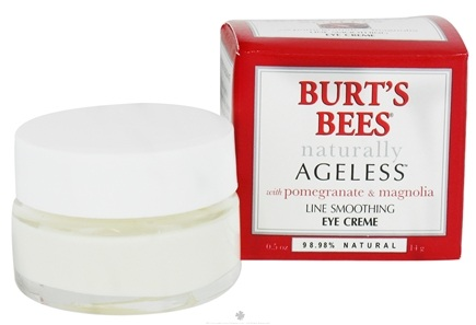 DROPPED: Burt's Bees - Naturally Ageless Line Smoothing Eye Creme - 0.5 oz.
