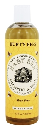 DROPPED: Burt's Bees - Baby Bee Shampoo & Wash Tear Free Original - 12 oz.