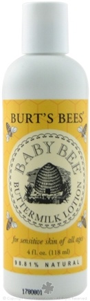 DROPPED: Burt's Bees - Baby Bee Buttermilk Lotion - 4 oz. CLEARANCE PRICED