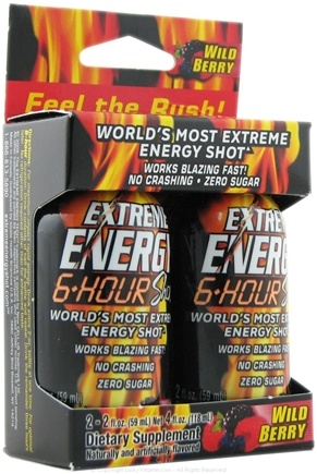 Zoom View - Extreme Energy 6-Hour Shot