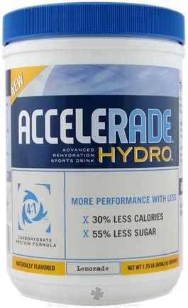 Zoom View - Accelerade Hydro Sports Drink