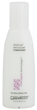DROPPED: Giovanni - Conditioner Root 66 Max Volume Travel Size - 2 oz.