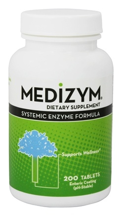 Zoom View - Medizym Systemic Enzyme Formula