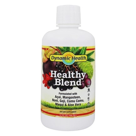 Dynamic Health - Healthy Blend Juice - 32 oz.