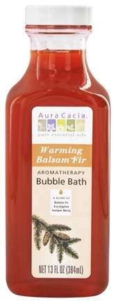 DROPPED: Aura Cacia - Aromatherapy Bubble Bath Soothing Heat - 13 oz.