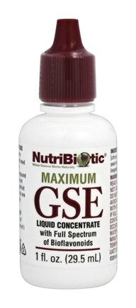 Nutribiotic - Maximum GSE Liquid Concentrate - 1 oz.