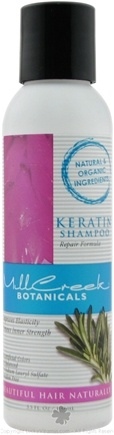 Zoom View - Keratin Shampoo Repair Formula