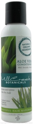 Zoom View - Aloe Vera Conditioner Mild, Everyday Formula