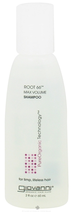 DROPPED: Giovanni - Shampoo Root 66 Max Volume Travel Size - 2 oz. CLEARANCE PRICED