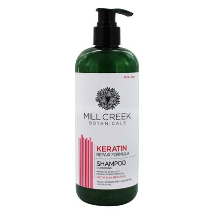 Mill Creek Botanicals - Keratin Shampoo Repair Formula - 16 oz.
