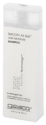 DROPPED: Giovanni - Shampoo Smooth As Silk Deep Moisture For Damaged Hair Travel Size - 2 oz. CLEARANCE PRICED