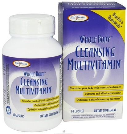 Zoom View - Whole Body Cleansing Multivitamin
