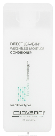 Zoom View - Conditioner Direct Leave-In Weightless Moisture For All Hair Types Travel Size