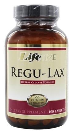 Zoom View - ReguLax Natural Herbal Laxative