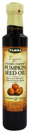 Zoom View - Bija Organic Hydro Term Pumpkin Seed Oil